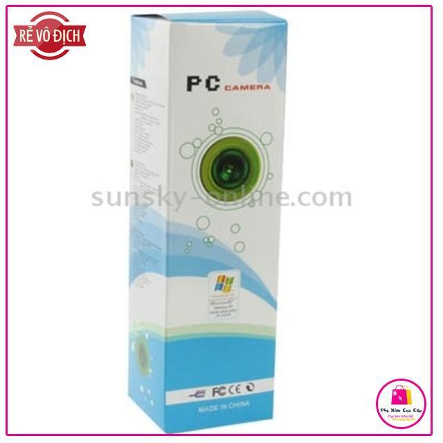 Webcam Hỗ Trợ Chát Video Trực Tiếp Có Đèn Led Kèm Mic Thu Chính Hãng [SL Có Hạn] Giá chỉ 95.760₫