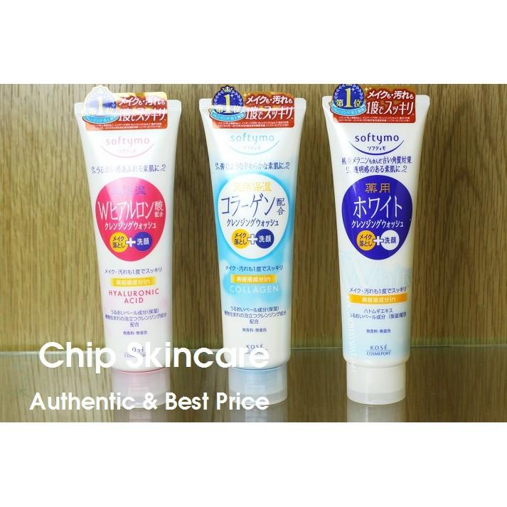 Sữa rửa mặt Kose Softymo Mẫu Mới Nhất Chip Skincare - 3503775 , 874690002 , 322_874690002 , 160000 , Sua-rua-mat-Kose-Softymo-Mau-Moi-Nhat-Chip-Skincare-322_874690002 , shopee.vn , Sữa rửa mặt Kose Softymo Mẫu Mới Nhất Chip Skincare