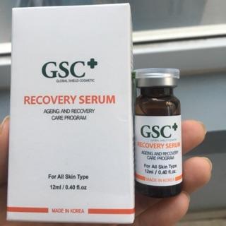 Serum tái tạo, trẻ hóa da, xóa nhăn GSC (mẫu mới) thumbnail
