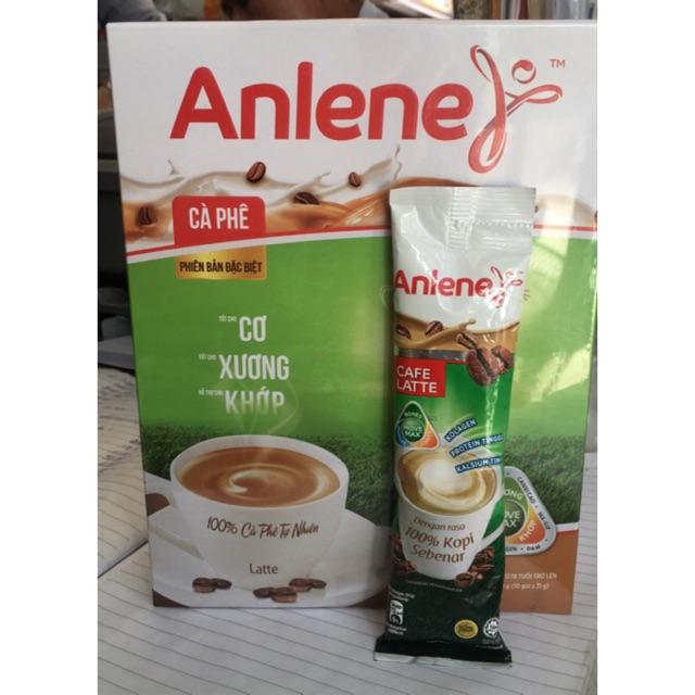 Sữa Anlen vị cà phê dành cho người từ 19 tuổi trở lên 310g( 10 gói)