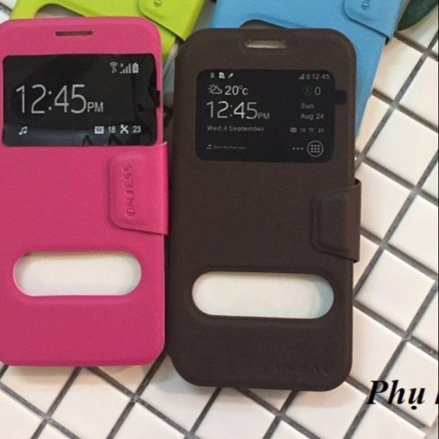 Bao da Onjess Galaxy S6 Edge Plus - Nhiều màu