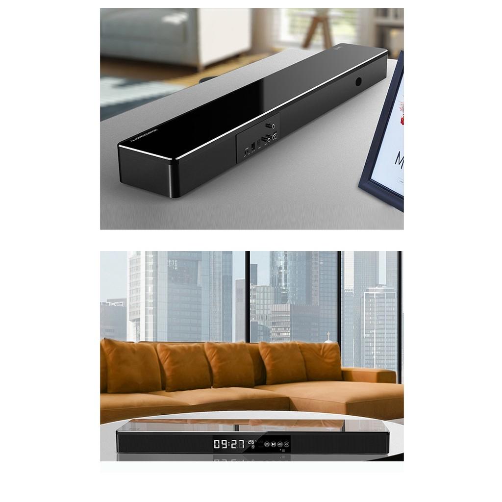 [Mã 267ELSALE hoàn 7% đơn 300K] Loa soundbar tivi âm thanh nổi NFC , S9