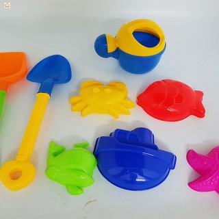 Bộ đồ chơi cano kèm dụng cụ xúc cát / xúc hạt muồng SALE ALL