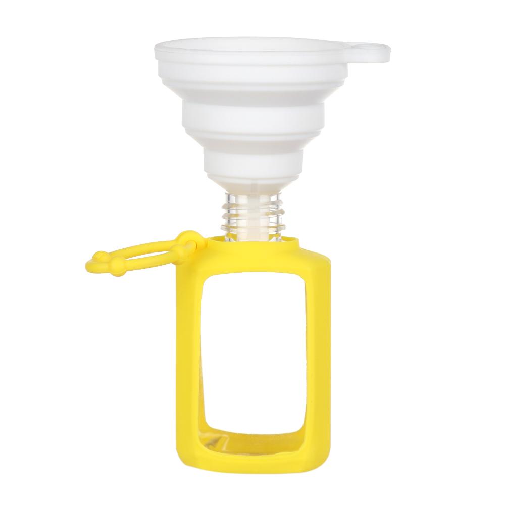 (Hàng Mới Về) Bình Đựng Sữa Rửa Mặt Dạng Hình Vuông Tiện Dụng Khi Đi Du Lịch