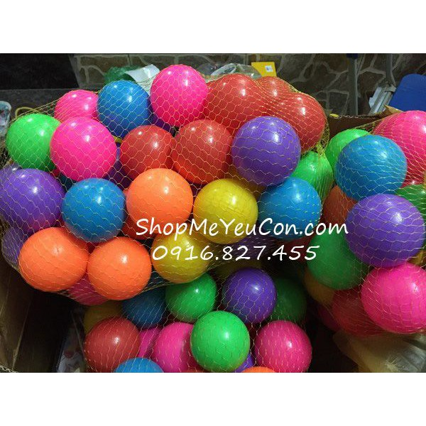 Túi 50 quả bóng nhựa 7cm - 3143076 , 1044272176 , 322_1044272176 , 80000 , Tui-50-qua-bong-nhua-7cm-322_1044272176 , shopee.vn , Túi 50 quả bóng nhựa 7cm