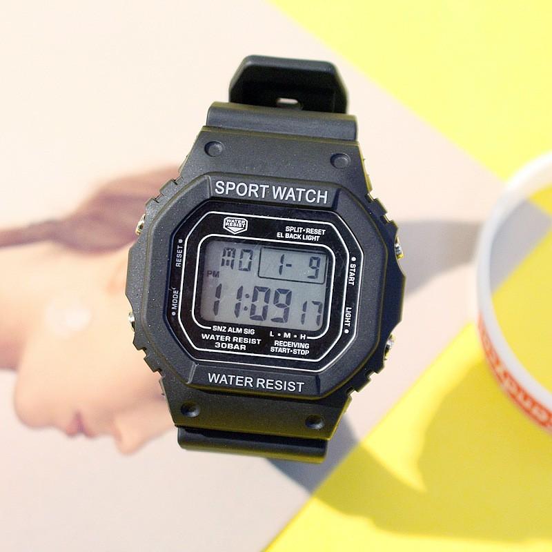 Đồng hồ unisex điện tử thể thao Spport