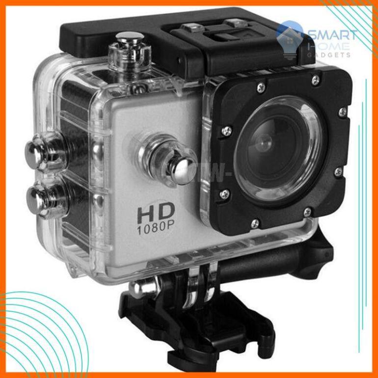 Camera Hành Trình Xe Máy Giá Rẻ SJCAM 4000 - Camera Ngoài Trời Chống Nước Quay Phim Độ Nét Cao