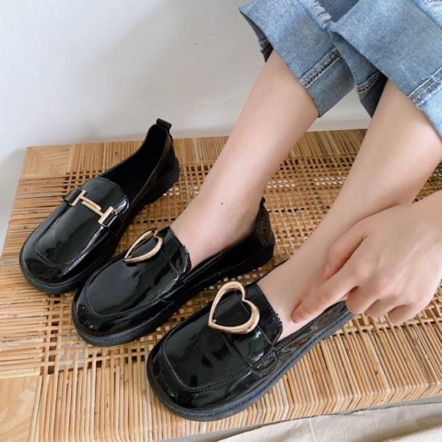 giày da bóng