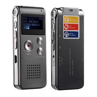 Máy ghi âm mini giá rẻ RV11 8GB - Hỗ trợ ghi âm liên tục tới 35h