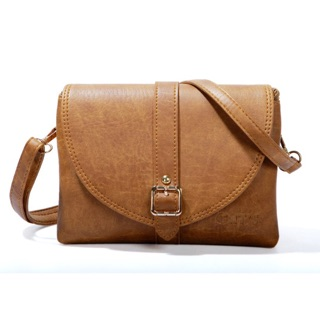 Túi đeo chéo nữ CNT TĐX26 nhiều màu cá tính thumbnail