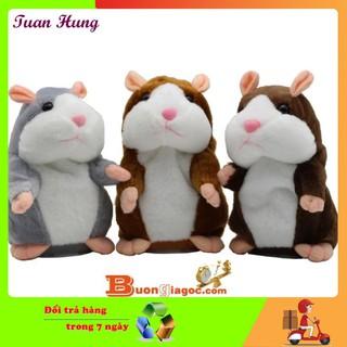 [MAX RẺ] Đồ chơi Chuột Hamster biết nhại biết nói biết nhảy chất lượng cao – Talking Hamster