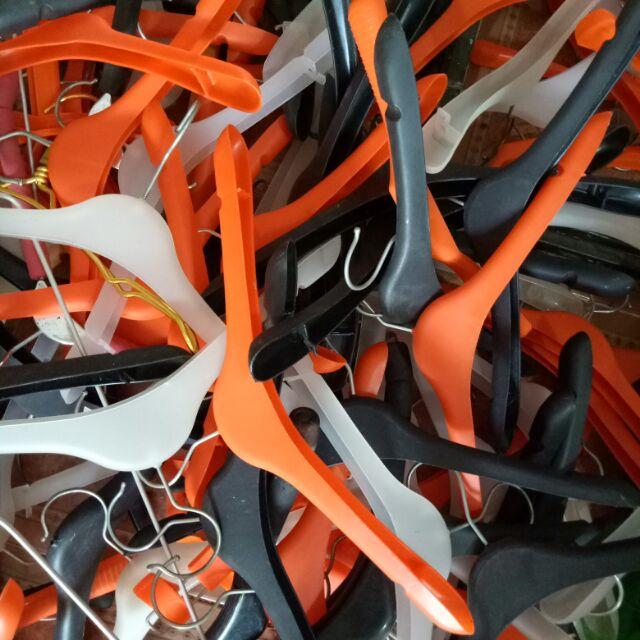 Combo móc nhựa