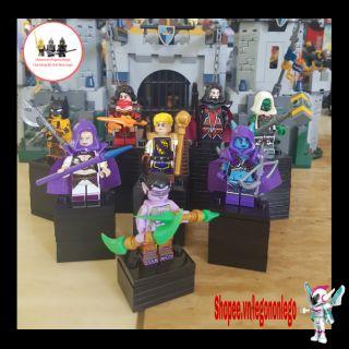 Lego Minifugure nhân vật game Warcraft PG