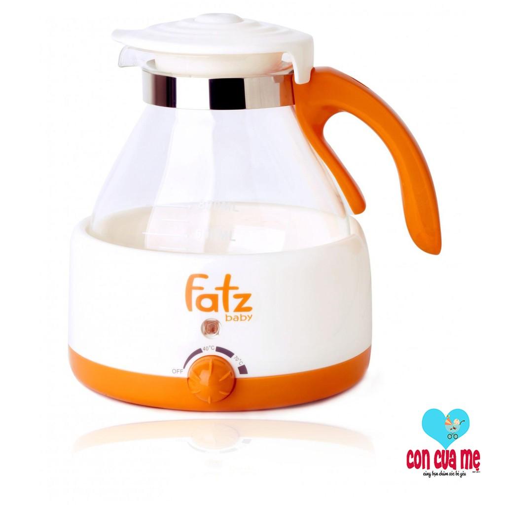 [BH 1 năm] Máy hâm nước pha sữa đa năng 800ml Fatzbaby FB3004SL