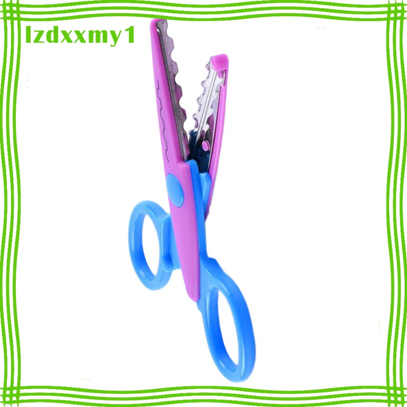 Kiddy Safe Scissors Right Left Handed Scissors for School Students Craft Art Tool
