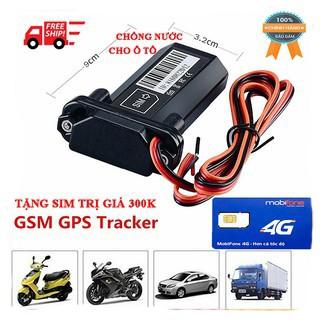 [TẶNG SIM 4G] Định vị GPS cho ô tô KW200 (hot) không mất phí gia hạn hàng năm, chống nước chuyên dụng cho ô tô thumbnail