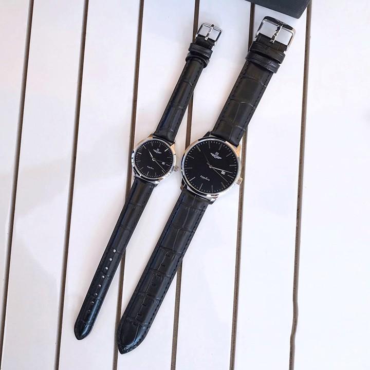 Đồng hồ nam nữ chính hãng SRWATCH SG3001.4101CV VÀ SL3001.4101CV mặt kính Sapphire c