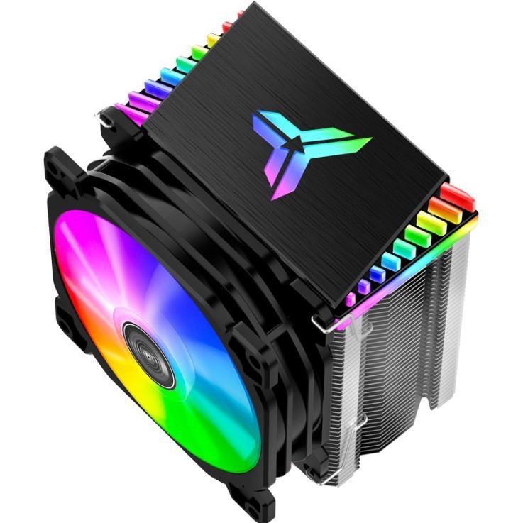 Quạt Tản Nhiệt CPU Jonsbo CR1400 - Tản Nhiệt Khí CPU 4 Ống Đồng LED RGB