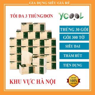 THU NG 30 GO I KHĂN GIẤY ĂN GẤU TRÚC YCOOL SIÊU DAI ( SIÊU GIA RE ) thumbnail