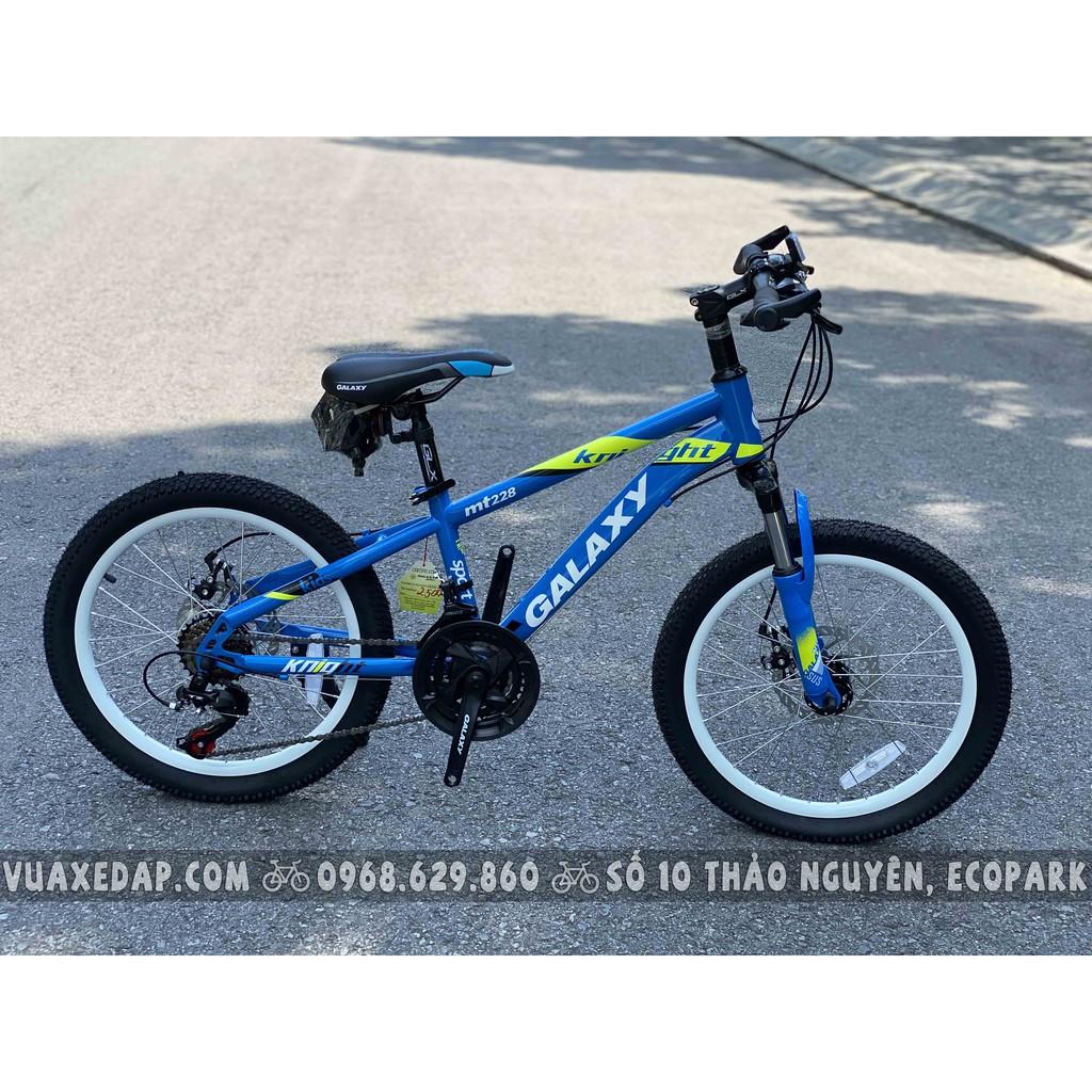 Mua Xe đạp Galaxy Mt228 bánh 20 inch cho bé 6 7 8 9 10 11 12 tuổi