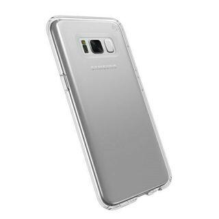 Ốp lưng Samsung Galaxy S8 Plus silicon trong suốt chính hãng GOR