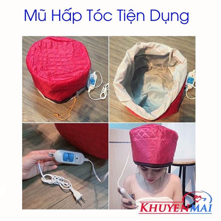 Mũ hấp tóc tại nhà cắm điện - 2528635 , 523535035 , 322_523535035 , 75000 , Mu-hap-toc-tai-nha-cam-dien-322_523535035 , shopee.vn , Mũ hấp tóc tại nhà cắm điện