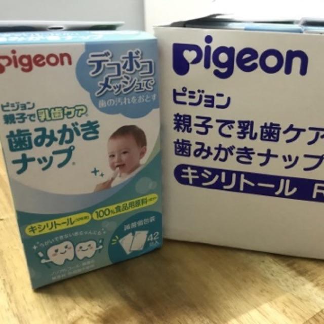 Giấy lau răng Pigeon (Bao bì mới)