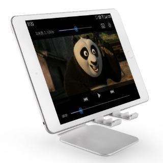Đế Đỡ SUNTAIHO Cho Iphone 7 8 Max Ipad Mini Bằng Nhôm Lót Silicon Chống Sốc Để Bàn Tiện Lợi