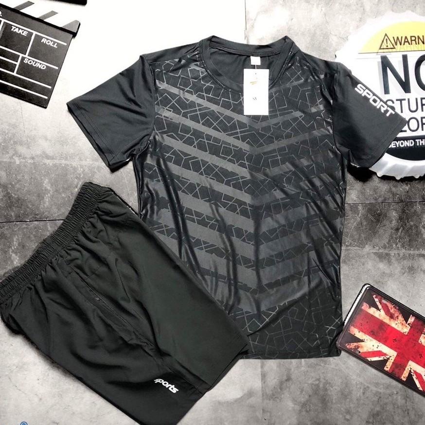 ĐỒ BỘ NAM - bộ hè thể thao hot trend 2021, chất liệu thun thấm mồ hôi, thoáng mát (B79)