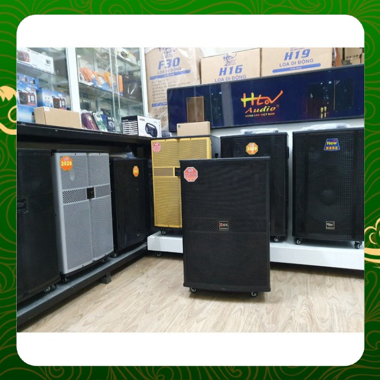 Loa kéo 4 tấc karaoke công suất lớn - X21 Hàng Việt Nam _ Nhật Việt official jbl jbz