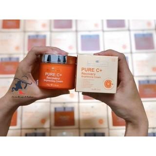 Kem dưỡng trắng da MediskinByC Pure C+ Recovery Brightening Cream thumbnail