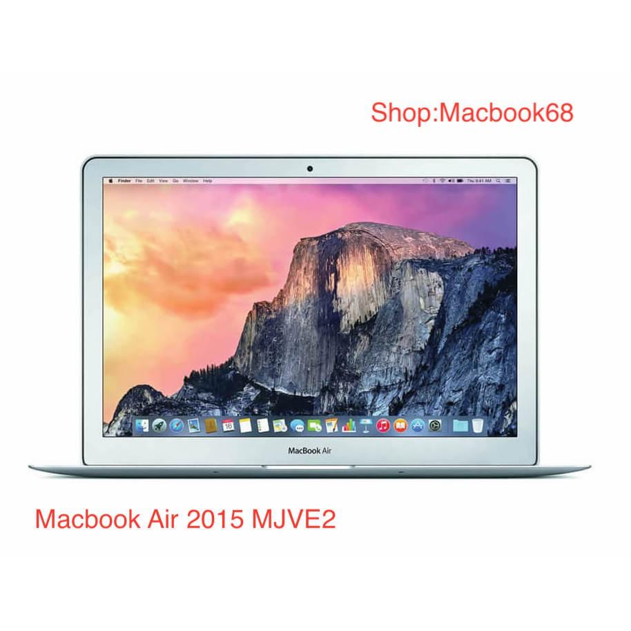 Macbook Air 2015 MJVE2.