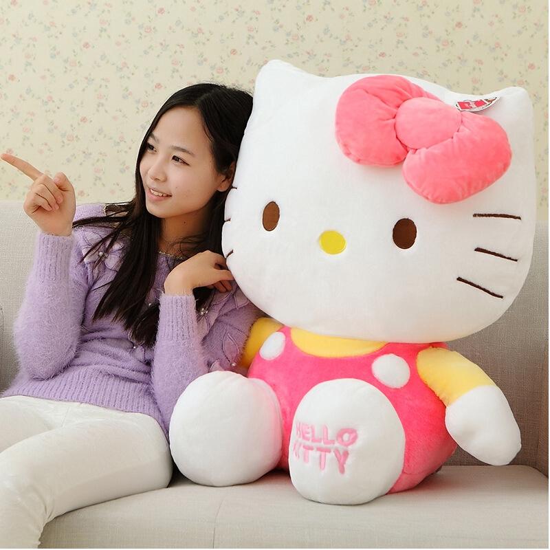Mèo Hello Kitty Nhồi Bông