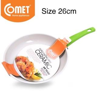 [Mã HLCOMET12 giảm 15% tối đa 50K đơn 100K] Chảo chống dính Ceramic 26cm COMET - CH11-26 thumbnail