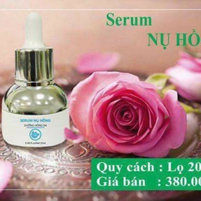 Serum nụ hồng mother &