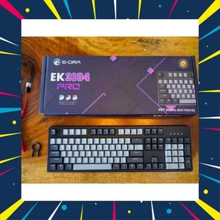 Bàn phím gaming E-Dra EK3104 Pro, bàn phím chơi game cao cấp