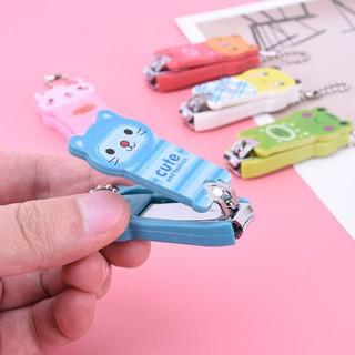 Bấm móng tay cho trẻ sơ sinh-nhỏ nhẹ tiện lợi thumbnail