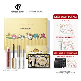 Bộ Mỹ Phẩm Perfect Diary X Sanrio MagicStay4 Món thumbnail