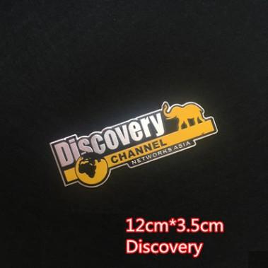 Tem nhôm discovery trang trí
