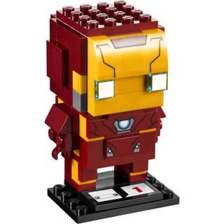 LEGO Brickheadz – Nhân vật Iron Man mark 46