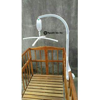 Combo khung treo nôi, lục lạc, bíp bíp Nguyễn Tâm