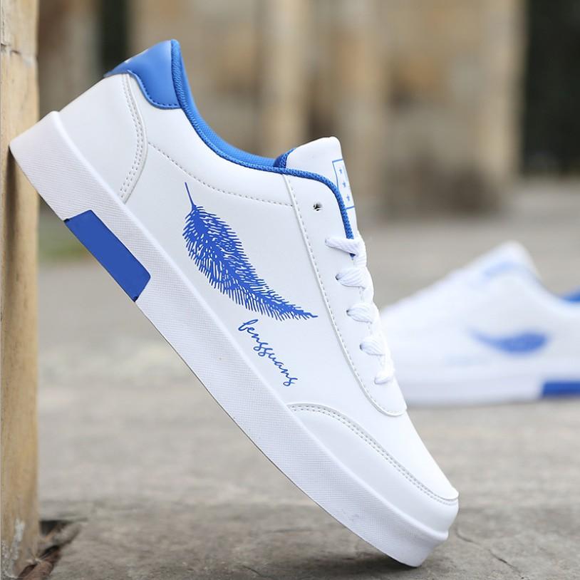 [Giá Hủy Diệt] Giày thể thao nam, giày sneaker nam lông vũ G026