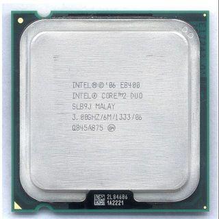 CPU E8400, 8500, 8600 socket 775.