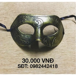 Mặt nạ nửa mặt nam mã DBQ30 mã CLF63