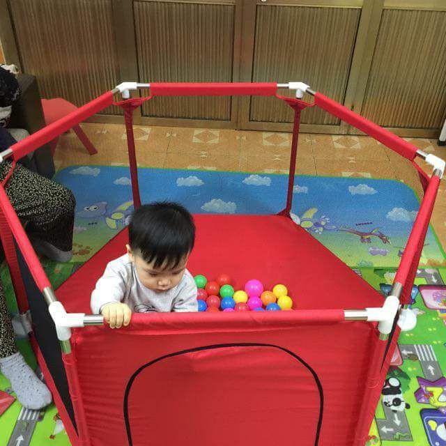[SIÊU RẺ] Cũi quây cho bé chơi đồ chơi tặng một lục lạc cán gỗ | SẢN PHẨM BÁN CHẠY