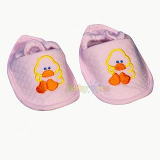 Giày Sandal bít BabyOne SS0444 - HELLO B&B (thêu hình ngẫu nhiên)- HELLO BB