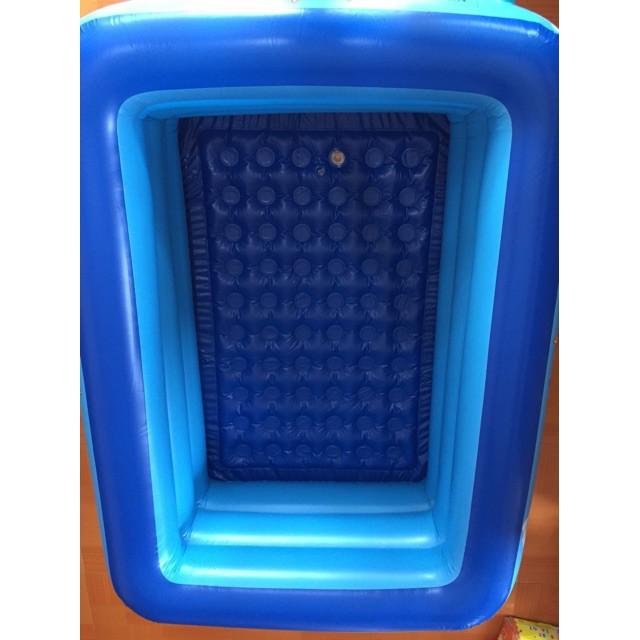 bể bơi 150x110x50cm ( 3 tầng ) s2bibs2