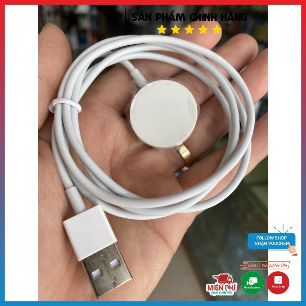 Sạc không dây apple watch series 1-2-3-4-5-6 Hàng tiêu chuẩn apple ( BẢO HÀNH 1 ĐỔI 1 30 NGÀY )...