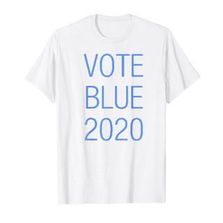 Áo Thun In Hình -Bầu chọn Blue 2020anti Trump Dân chủ Tự do 2020 Bầu cử Mugdesign- HT15-2020-79