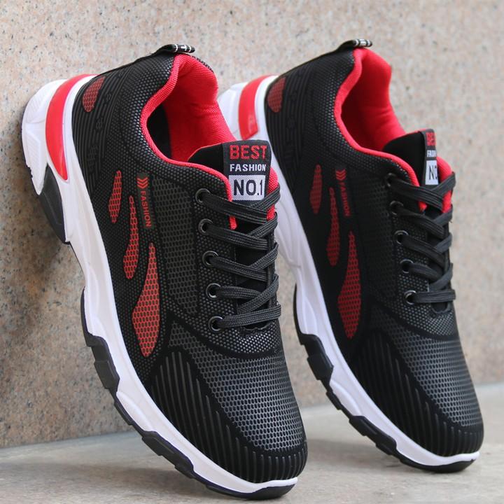 Giày thể thao nam Giày sneaker Phong Cách Hàn Quốc - GN106